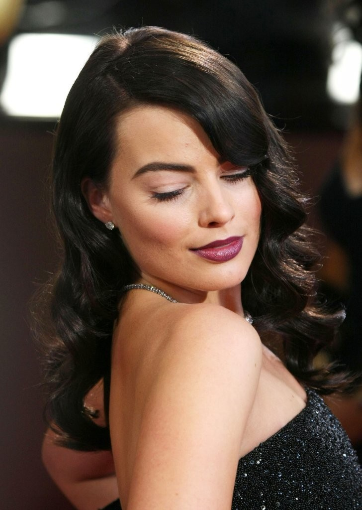 Margot Robbie Margot Robbie Photos Hairstyles At The
