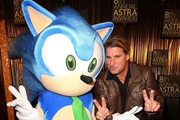 Sonic the Hedgehog The 8th Annual ASTRA Awards In Sydney