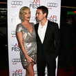 Charlize Theron and Stuart Townsend Photos
