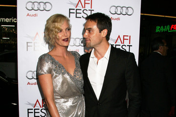 Charlize Theron Stuart Townsend AFI Fest Premiere Of 'The Road' 2