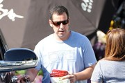 Adam Sandler Picks Up Snacks at Whole Foods