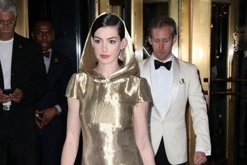 Adam Shulman Stars Head to the 2015 MET Gala
