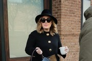 Adele Steps Out in NYC