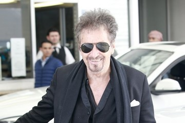 Al Pacino Al Pacino Grabs Lunch in Beverly Hills