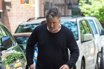 Alec Baldwin Alec Baldwin and Family Step Out in NYC