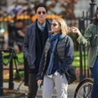 Alexandra Hedison Jodie Foster & Alexandra Hedison Out And About In NYC