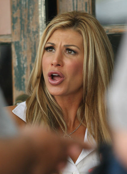 alexis bellino lunches at the ivy in this photo alexis bellino tv ...