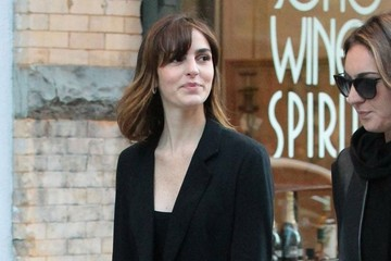 Ali Lohan Ali Lohan Spends the Day with a Friend