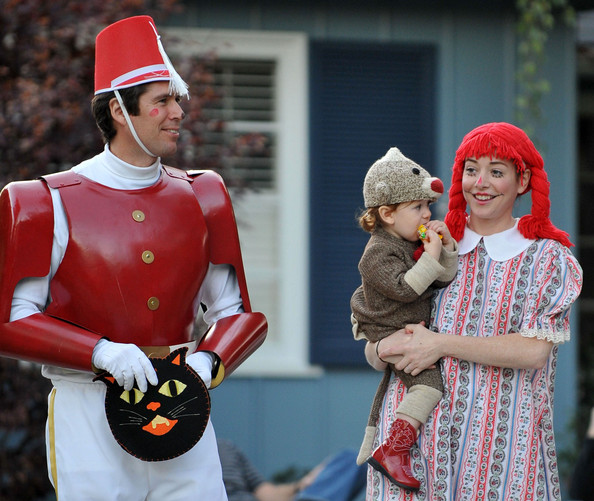the best celebrity halloween costumes 2010 toy story start slideshow