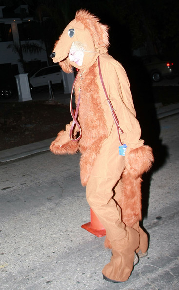 Celebrities At Kate Hudson's Halloween Party 2 []