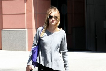Ambyr Childers Ambyr Childers Out And About In Beverly Hills