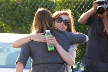Amy Adams Amy Adams Shops With A Friend In Beverly Hills