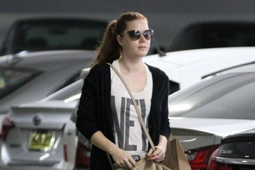 Amy Adams Amy Adams Spotted Shopping at the Beverly Center