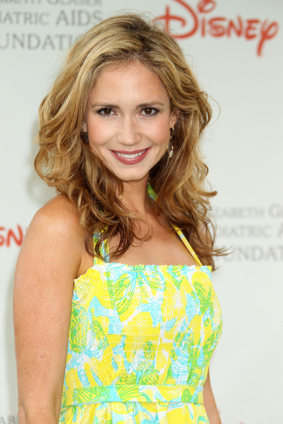 Ashley Jones - 21st A Time For Heroes Celebrity Picnic
