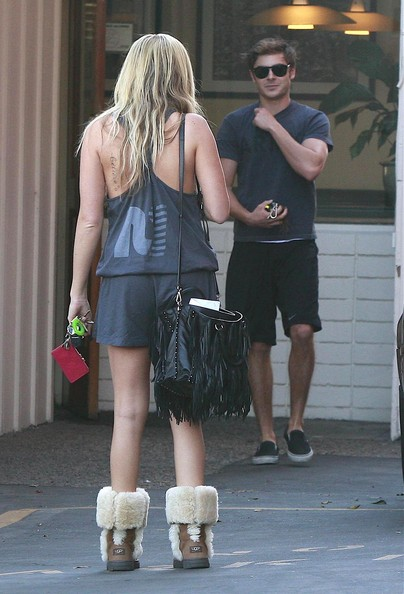 Zac Efron And Ashley Tisdale Together