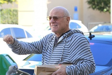 Barry Diller Barry Diller Out Shopping In Beverly Hills