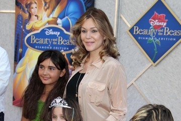 Shanna Moakler Alabama Barker 'Beauty And The Beast' Sing-A-Long DVD Premiere