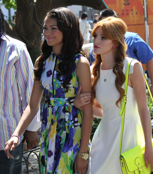 thorne and zendaya dress Bella