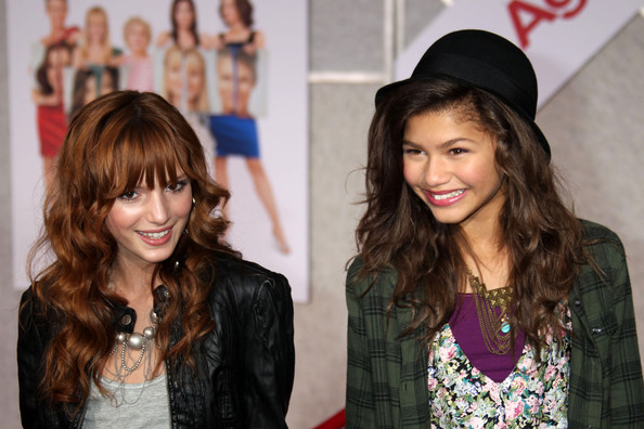 "Bella Thorne and Zendaya Coleman - ""You Again"" Los Angeles Premiere ..."