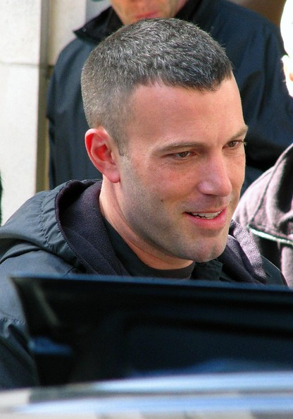 Ben Affleck in Ben Affleck On The Set Of 'The Town' - Zimbio