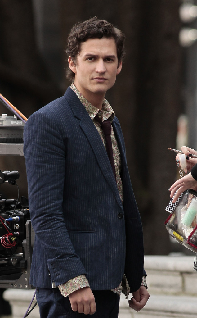 "Ben Aldridge - Ben Aldridge on location filming ""Heavenly"" in Vancouver"