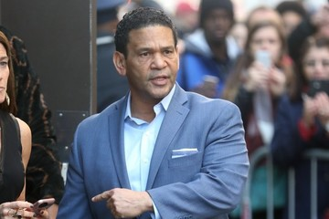 Benny Medina Celebrities Appear on 'The Today Show' in NYC