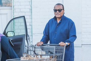 Billy Dee Williams Billy Dee Williams Goes Grocery Shopping