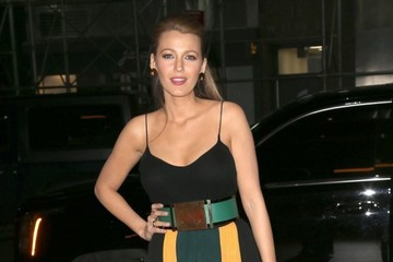 Blake Lively Blake Lively Spotted Out in New York City