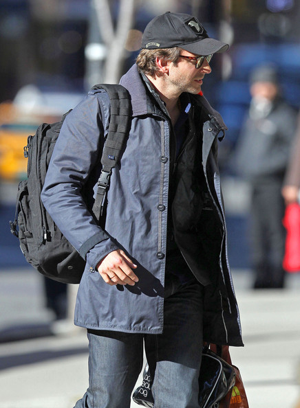 Bradley Cooper Actor Bradley Cooper seen arriving at his downtown Manhattan hotel in New York City, NY.