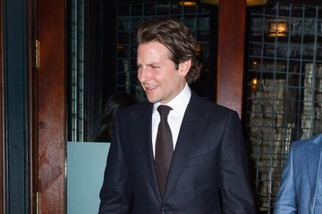Bradley Cooper Bradley Cooper Steps Out in NYC