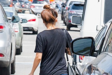 Brenda Song Brenda Song Out And About In Studio City