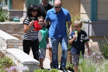 Britney Spears Lynne Spears Britney Spears Gets Lunch with Her Family