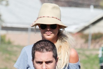 Britney Spears Britney Spears Watches Her Son's Soccer Game in Los Angeles