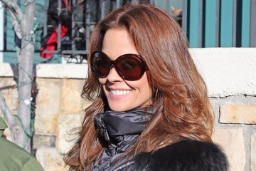 Brooke Burke Celebs Out At The 2014 Sundance Film Festival
