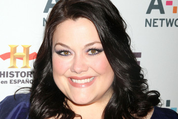 Brooke Elliott The 2011 A&E Television Networks Upfront Presentation