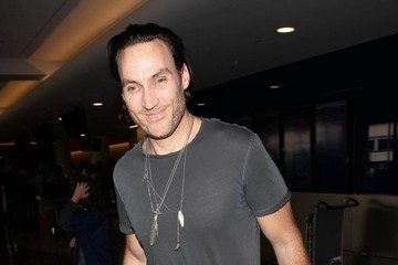 Callan Mulvey Callan Mulvey Touches Down at LAX