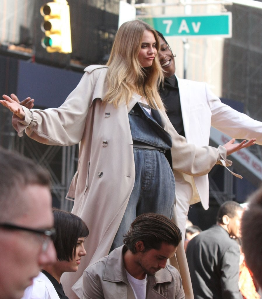 Asap Rocky And Cara Delevingne Hookup