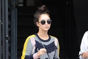 Cara Santana Goes Out for Lunch With a Friend