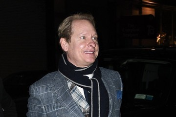 Carson Kressley Celebs Out In NYC