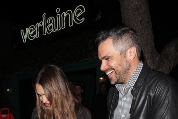 Cash Warren Celebrities Attend Jennifer Meyer's 40th Birthday Party at Peppermint Night Club