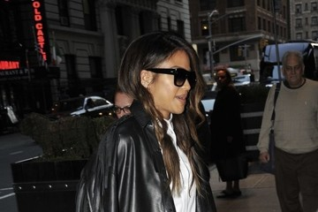 Cassie Celebrities Are Seen Out in NYC