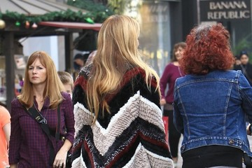 Cat Deeley Cat Deeley Out Shopping At The Grove