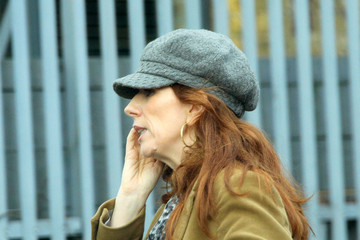 Catherine Tate Catherine Tate Looks Fashionable In London