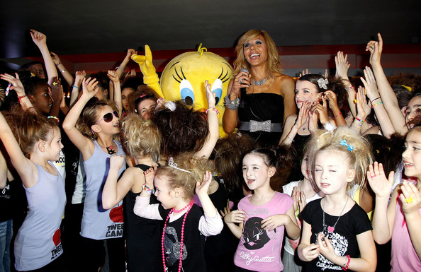 Cathy Guetta Children Cathy Guetta Presents Her New