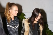 Kendall Jenner and Cara Delevingne Photos - 1 of 210 Photo