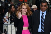 Celebrities Drop By 'The View'