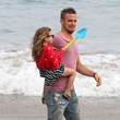 Cam Gigandet Celebs At A 4th Of July Party In Malibu