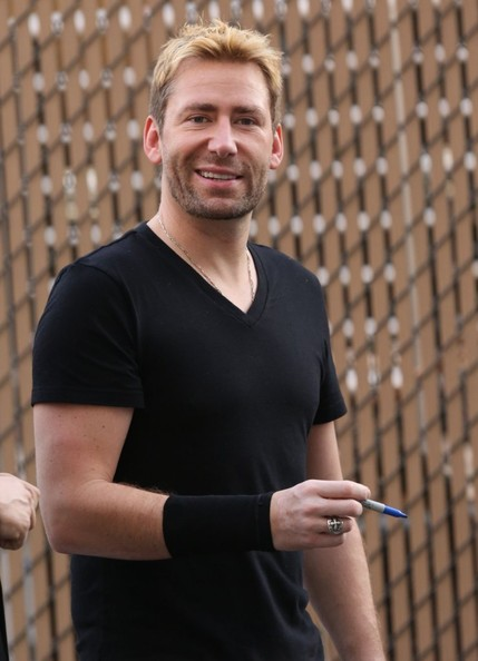 how tall is chad kroeger