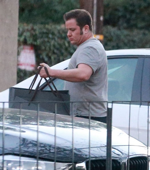 chaz bono shops in hollywood in this photo chaz bono reality star chaz ...