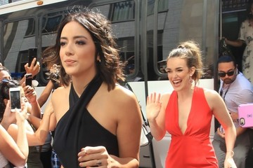 Chloe Bennet Celebrities Are Seen at Comic-Con International 2016 in San Diego - Day 3